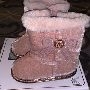 Michael Kors Shoes - Michael Kors Baby Boots